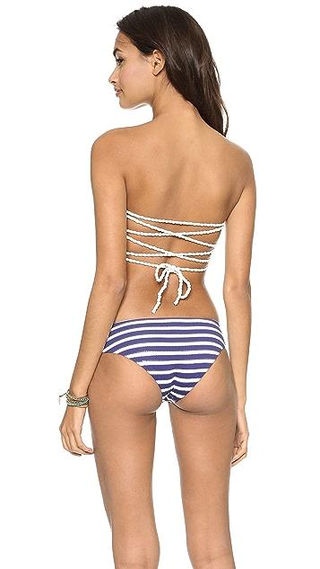 L*Space Rock the Boat Byrdie Bikini Top