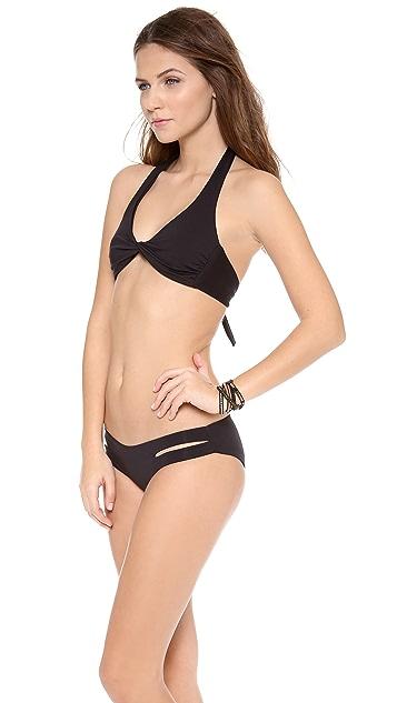 L*Space Bella Twist Bikini Top