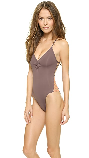 L*Space Wild Side One Piece Swimsuit