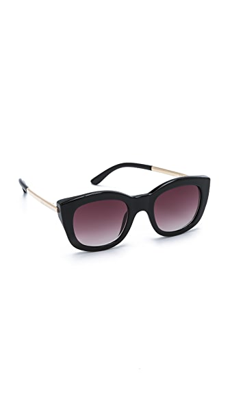 Le Specs Runway Luxe Sunglasses
