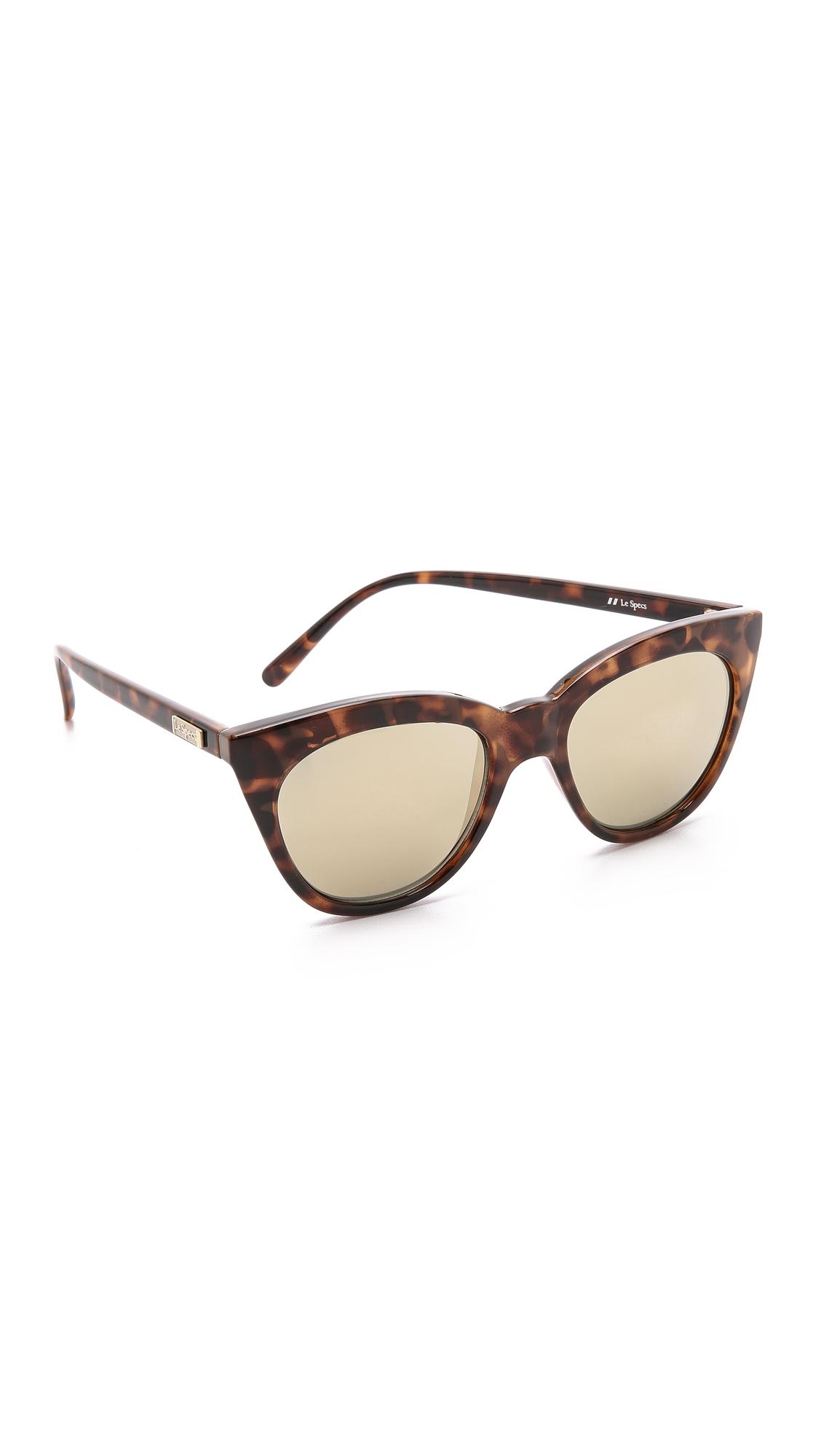 2cad680998 Le Specs Half Moon Magic Sunglasses