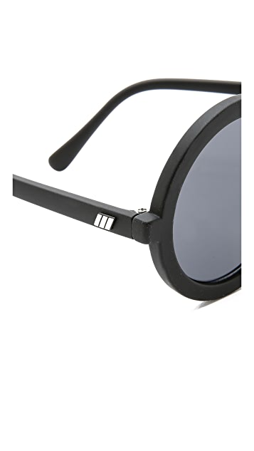 Le Specs Radio Star Sunglasses