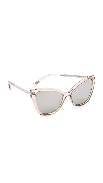 Le Specs Nakey Eyes Sunglasses