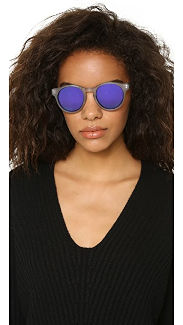 Le Specs Limited Edition Hey Macarena Sunglasses