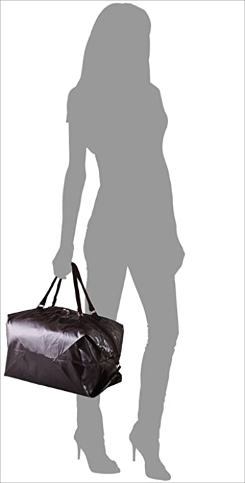 LeSportsac Aubergine Shimmer Passerby Bag