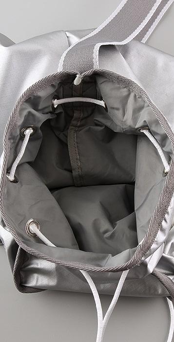 LeSportsac Laser Shiny Asana Yoga Bag