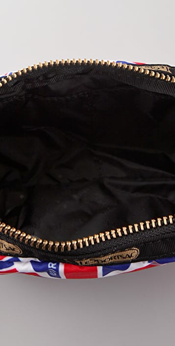 LeSportsac JOYRICH Union Jack Cosmetic Bag