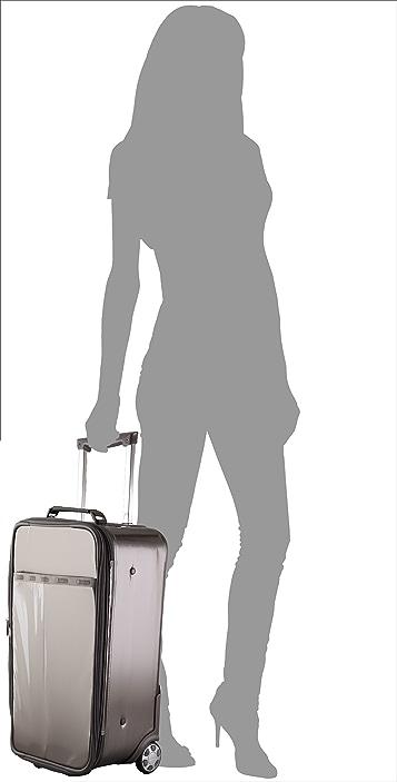 LeSportsac Expandable Upright Suitcase