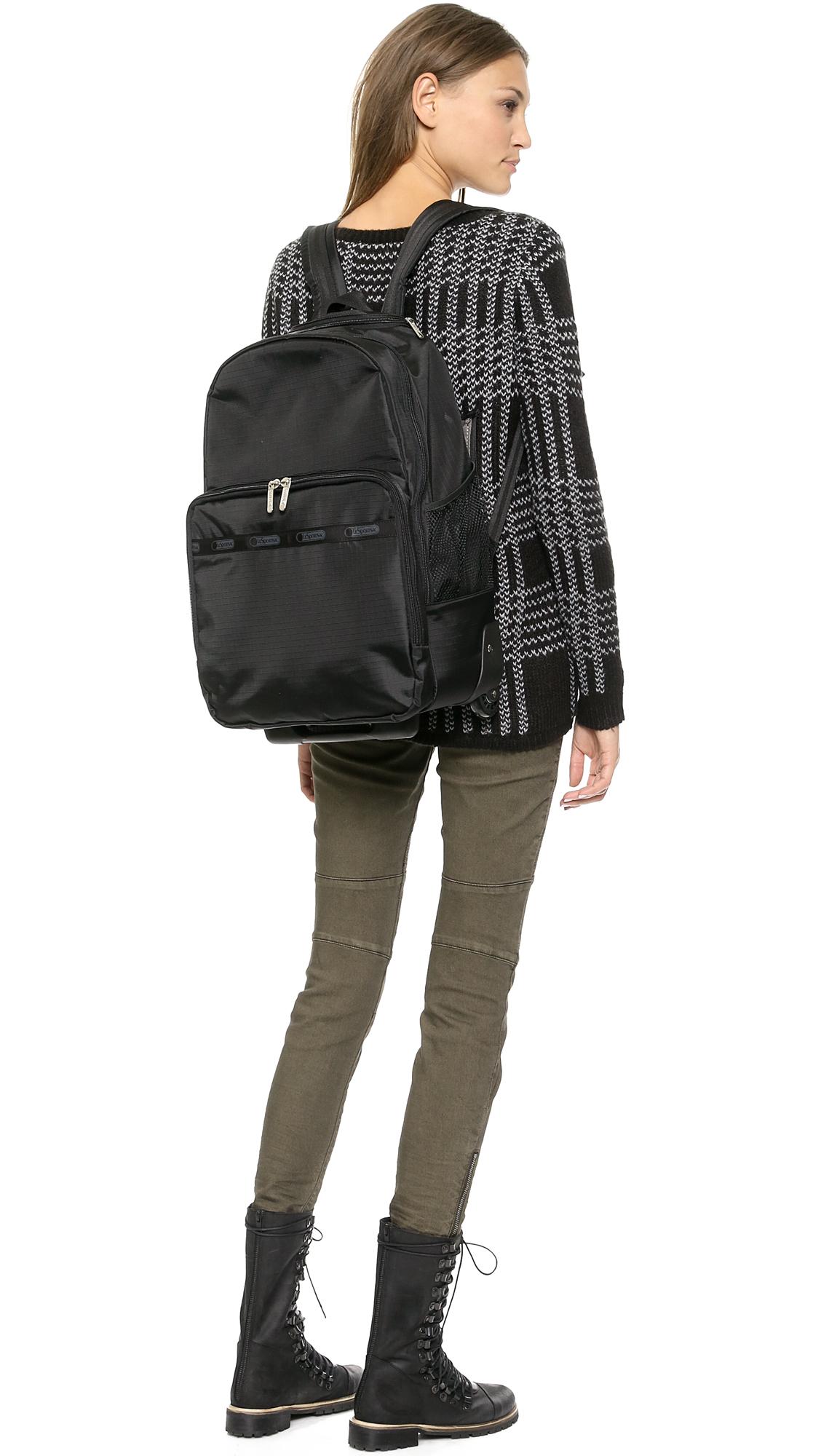 LeSportsac Rolling Backpack | SHOPBOP