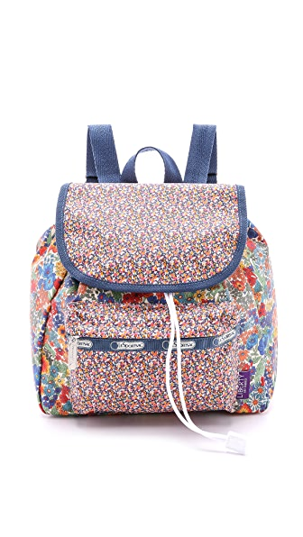 LeSportsac Liberty x LeSportsac Small Edie Backpack
