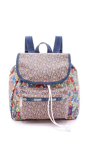LeSportsac Liberty x LeSportsac Small Edie Backpack