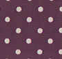 Burgundy Pin Dot