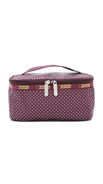 LeSportsac Rectangular Train Case