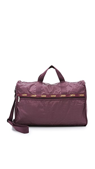 LeSportsac Large Weekender Bag