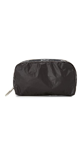LeSportsac Essential Cosmetic Pouch - True Black