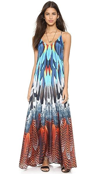Lotta Stensson Falcon Pocket Maxi Dress