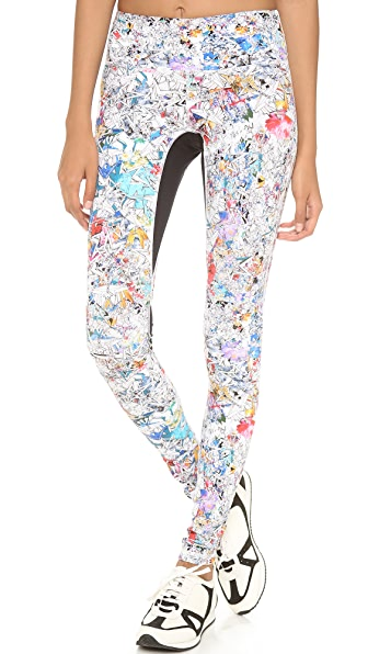 Lucas Hugh Prism Print Leggings