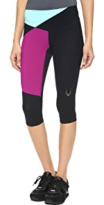 Color Bolt Capri Leggings                Lucas Hugh
