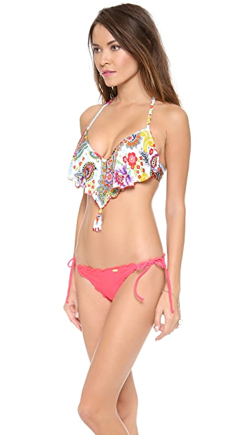 Luli Fama Tequila Y Sal Bikini Top