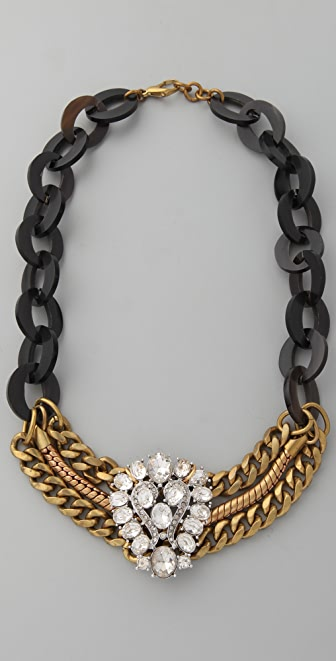 Lulu Frost Cocktail Necklace