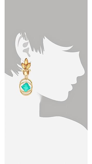 Lulu Frost Althea Earrings