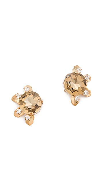 Lulu Frost Hestia Stud Earrings