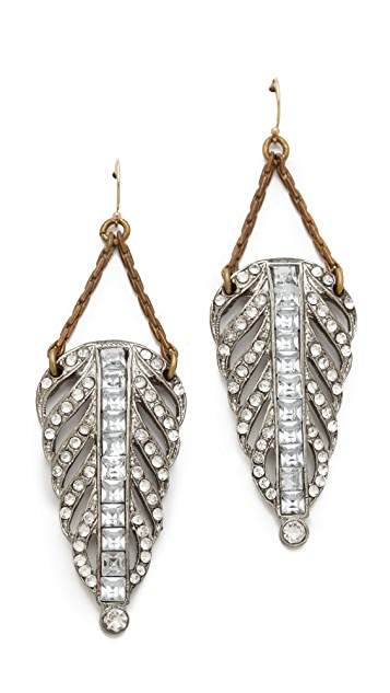 Lulu Frost Demeter Earrings