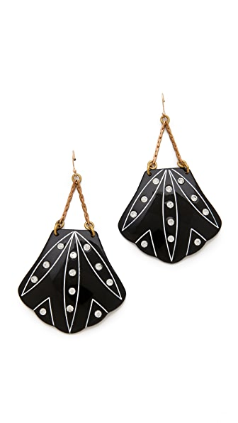 Lulu Frost Calypso Earrings