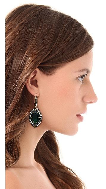 Lulu Frost Absinthe Earrings