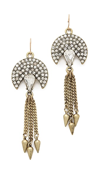 Lulu Frost Muse Earrings