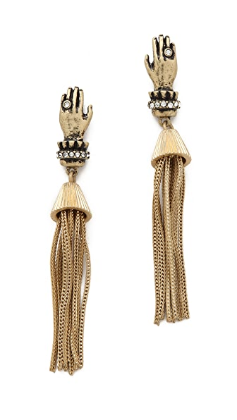 Lulu Frost Vendome Earrings
