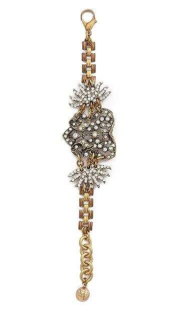 Lulu Frost Crest Bracelet