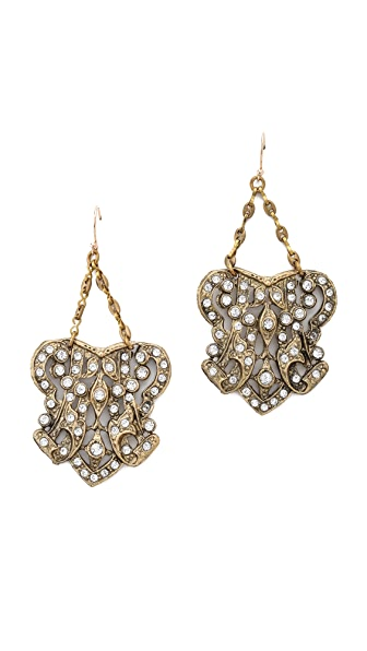 Lulu Frost Crest Earrings