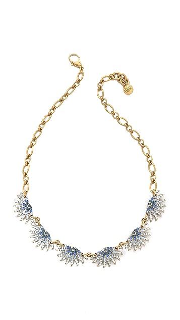 Lulu Frost Sunburst Collar Necklace