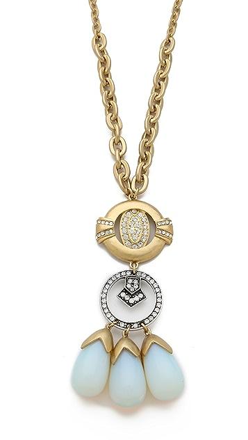 Lulu Frost Milky Way Pendant Necklace