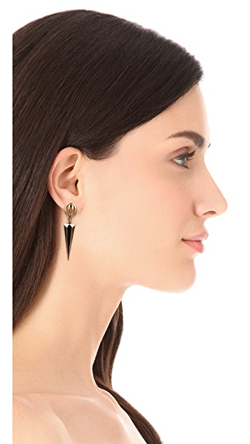 Lulu Frost Orbit Earrings