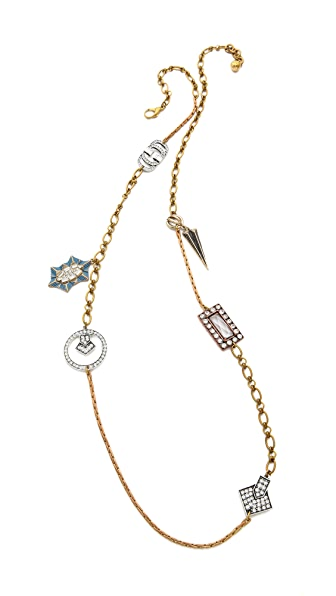 Lulu Frost Nova Messenger Necklace