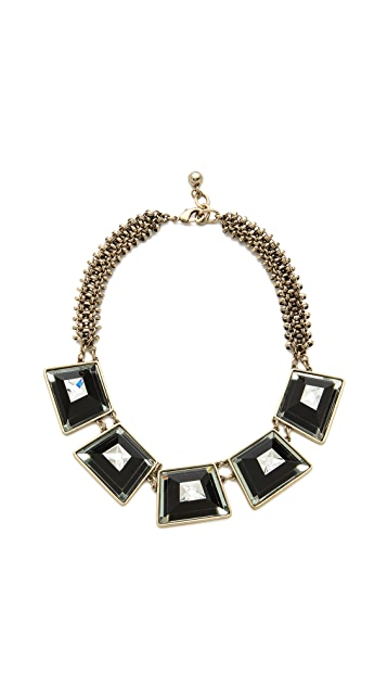 Lulu Frost Cosmos Necklace