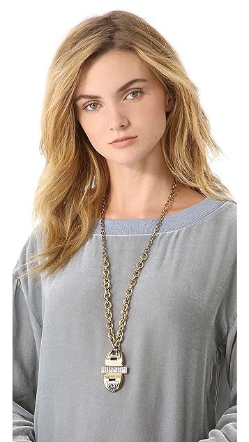 Lulu Frost Solar Pendant Necklace