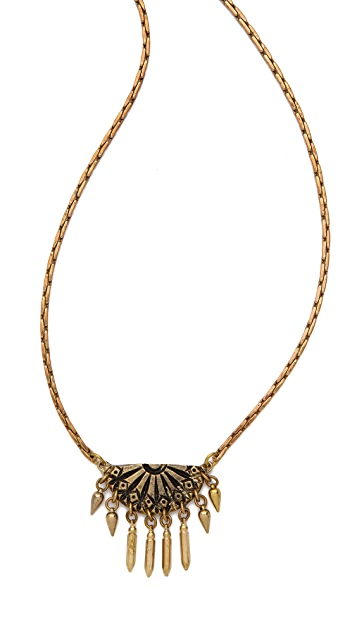 Lulu Frost Letiza Pendant Necklace