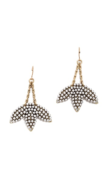 Lulu Frost Tuileries Earrings