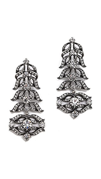 Lulu Frost Rococo Statement Earrings