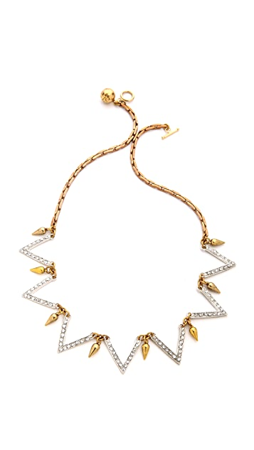 Lulu Frost Guillotine Necklace