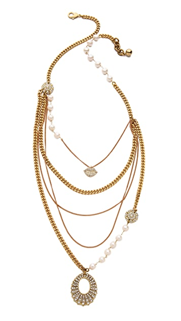 Lulu Frost Voltaire Necklace