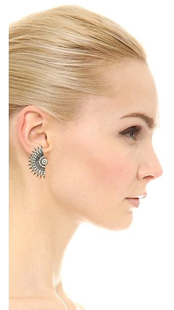 Lulu Frost Beacon Earrings