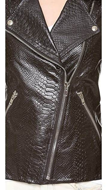 Luv Aj The Moto Jacket / Vest