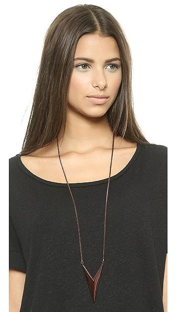 Luv Aj The Saber Pendant Necklace