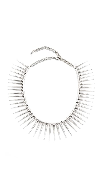 Luv Aj The Spike Flare Necklace