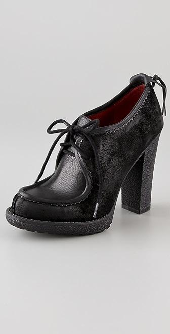 Luxury Rebel Shoes Paula Wallabee Booties