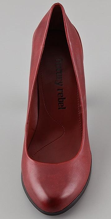 Luxury Rebel Shoes Varda Pumps